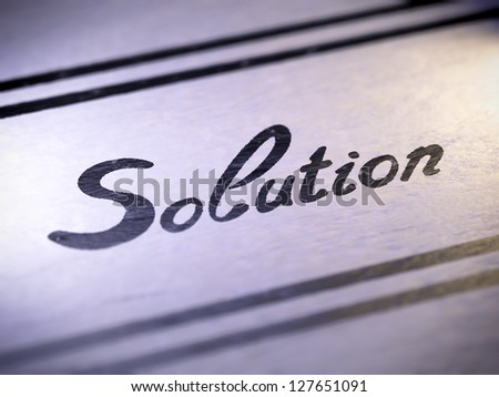 solution ( my own font )  Full collection of icons like that is in my portfolio - stock photo