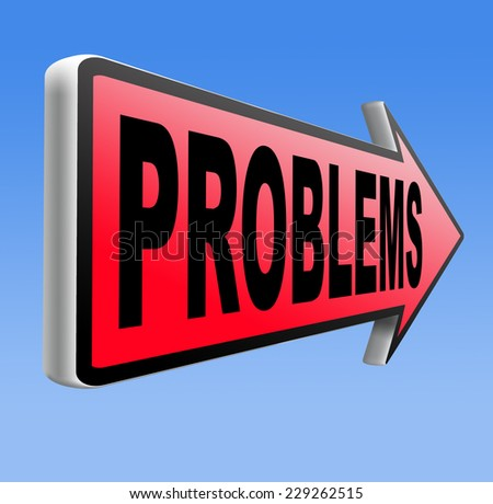 solve problems find solutions problem solving sign - stock photo
