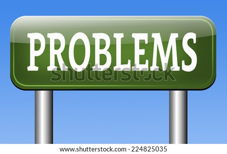 solving problems finding solutions - stock photo
