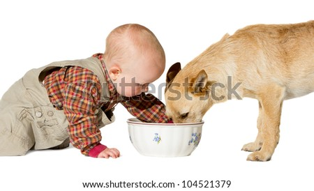 Some cookies in here? - stock photo