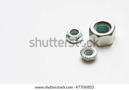 Some hardware tools - stock photo