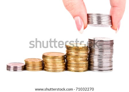 someone add coin to coin tower