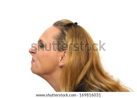 something stinks - stock photo
