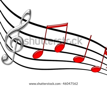 song - stock photo