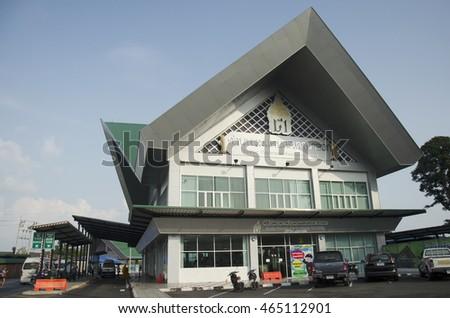 Thailand visas & border crossings