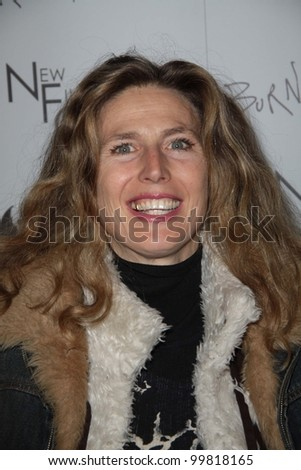 """Sophie B. Hawkins at the """"Burning Palms"""" Los Angeles Premiere, ArcLight Cinemas, Hollywood, CA. 01-12-11 - stock photo"""