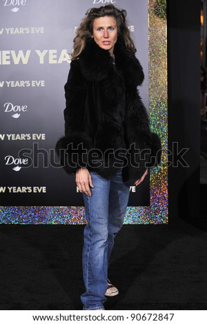 "Sophie B. Hawkins at the world premiere of ""New Year's Eve"" at Grauman's Chinese Theatre, Hollywood. December 5, 2011  Los Angeles, CA Picture: Paul Smith / Featureflash - stock photo"