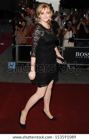 Sophie Dahl arriving for the 2013 GQ Men Of The Year Awards, at the Royal Opera House, London. 03/09/2013