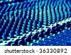 sound system pattern - stock photo