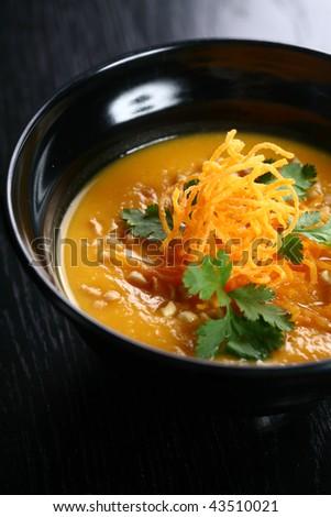 soup - stock photo
