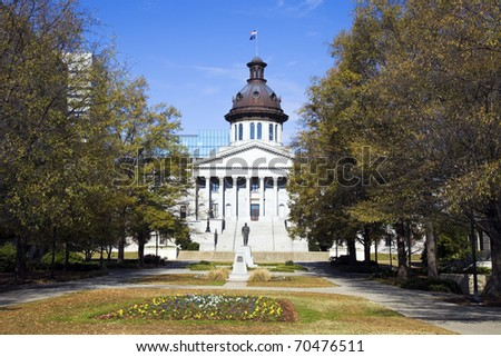 South Carolina - State Capitol Building