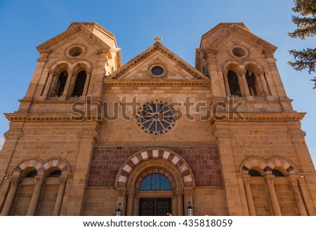 Adobe church stock photos royalty free images vectors for Southwest architecture