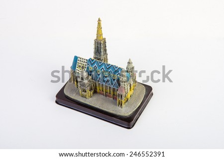 Souvenir of Stephansdom