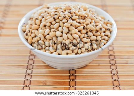 Soy Beans. - stock photo