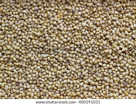 Soybeans background