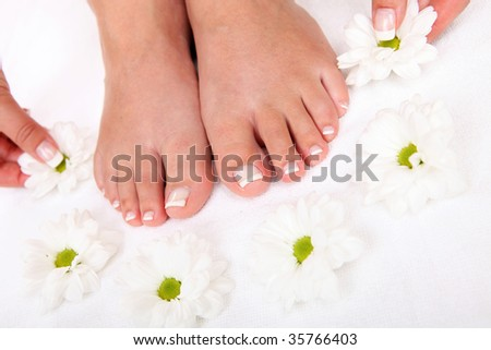 Spa and wellness - stock photo