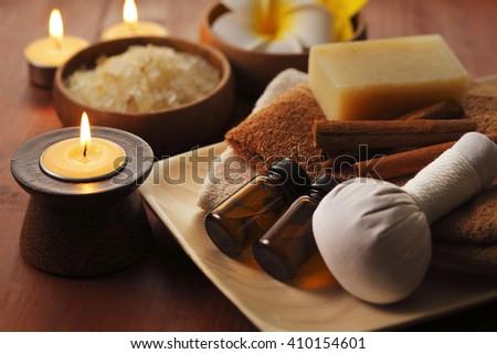 Spa Aromatherapy image