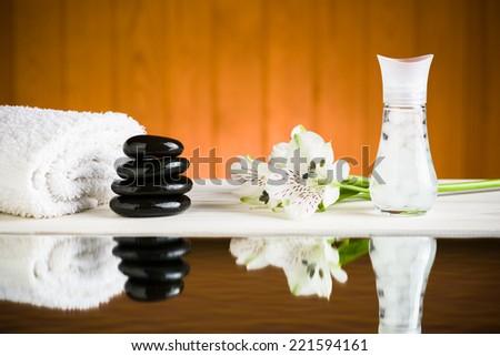 Spa concept - stock photo