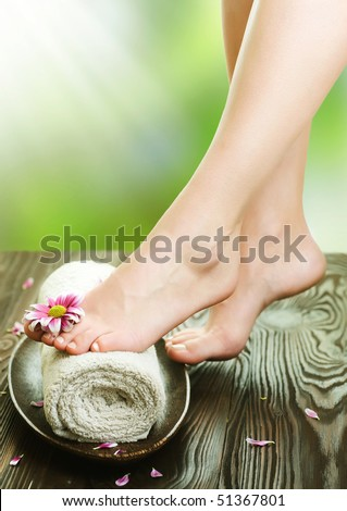 Spa concept - stock photo