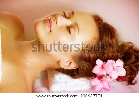 Spa . Day-Spa - stock photo