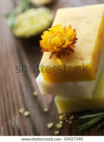 Spa.Natural Soap