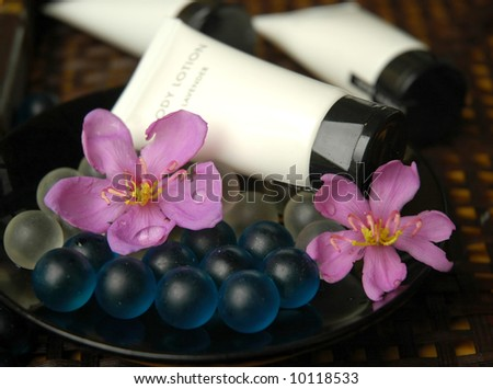 Spa objects - stock photo