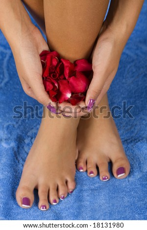 SPA procedures - stock photo
