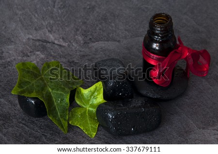 Spa still-life - stock photo