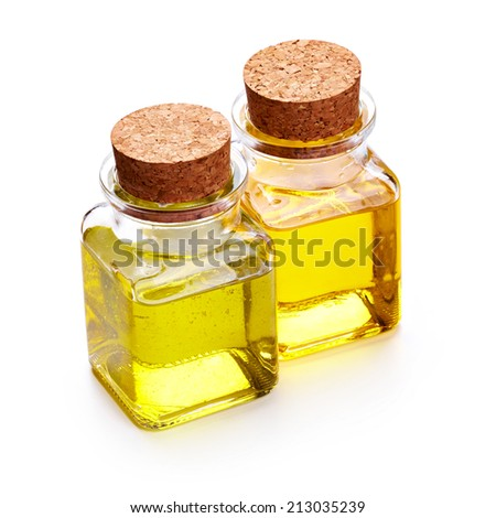 Spa still life isolated on white background - stock photo