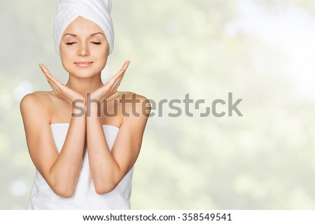 Spa Treatment. - stock photo