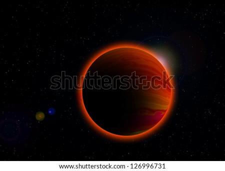 space - stock photo