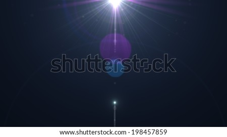 Space abstract lights (super high resolution)