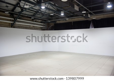 space for Exhibition - stock photo
