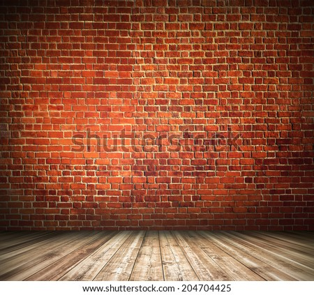 Space of vintage grungy paint black, red, brown brickwall cement background, stone old dark stucco gray texture as a retro pattern wall in rural room from stonework technology, architecture wallpaper