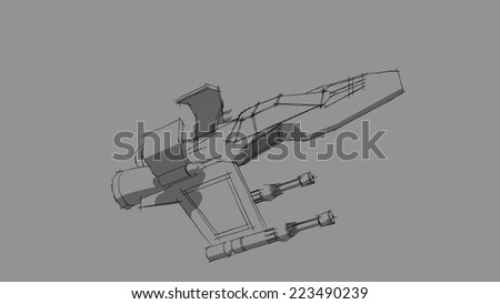 space shuttle design
