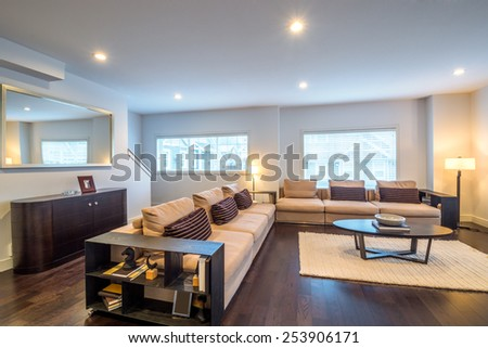 Sectional Sofa Stock Photos Images Pictures Shutterstock