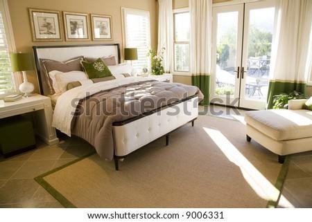 spacious luxury bedroom - Bedroom Showcase Designs