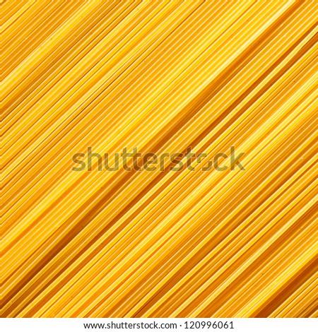 Spaghetti (Capellini) Texture, Background - stock photo