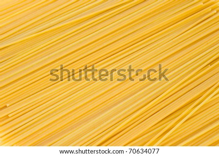 Spaghetti pasta - stock photo