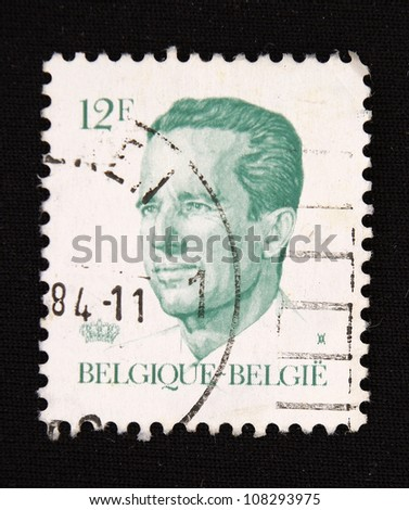 SPAIN - CIRCA 1974: A stamp printed in Spain shows President, circa 1974