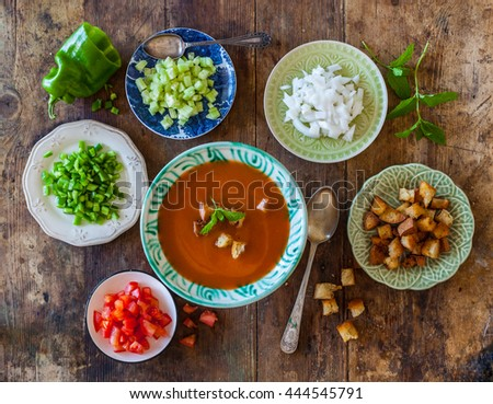 Andalusian cuisine stock photos royalty free images for Andalusia cuisine