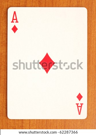spanish pack of cards - stock photo