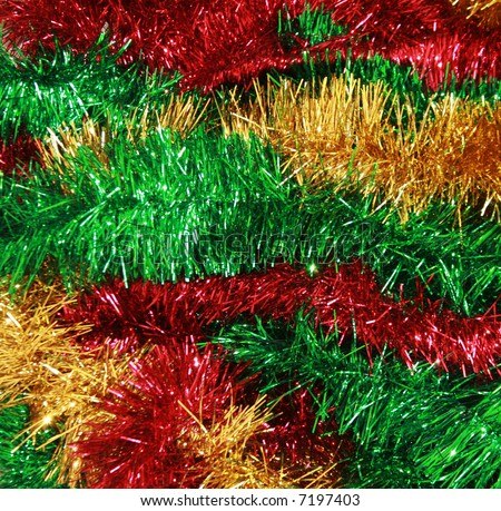 red and green sparkles - photo #5