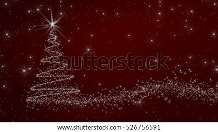 stars merry christmas card in blue and golden stars merry christmas ...