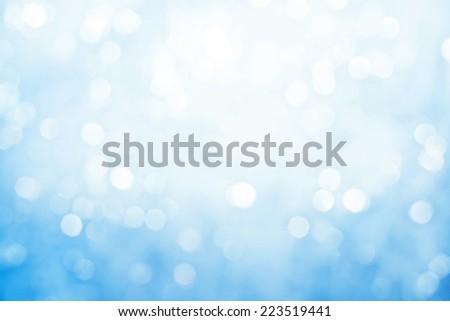 Sparkling defocused background - stock photo
