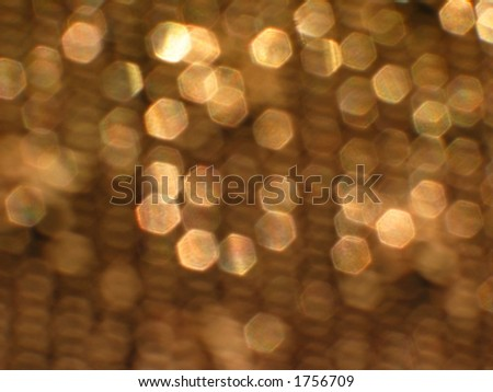 Sparkling Sequins - stock photo