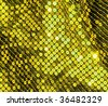 Sparkling textile closeup. More of this motif & more textures in my port - stock photo