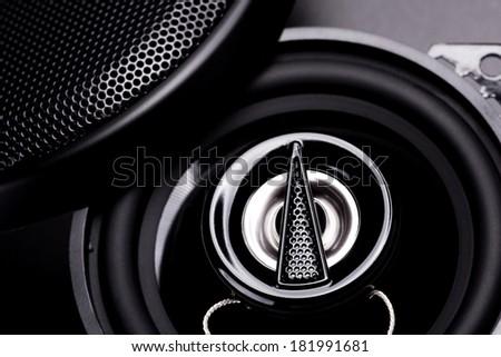 speaker - stock photo
