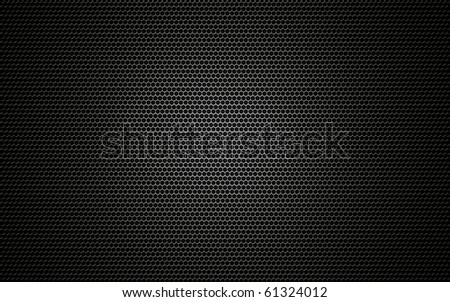 Speaker grill texture - stock photo