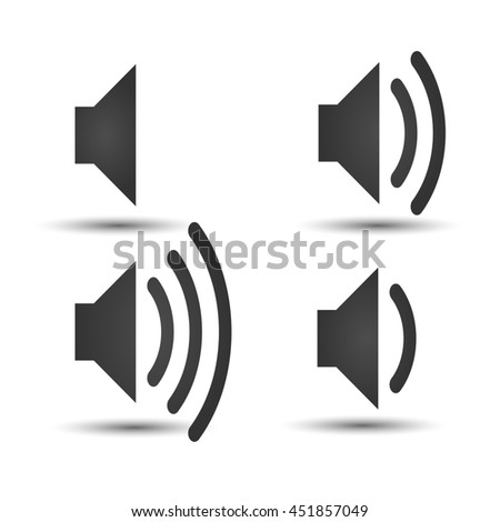 Audio Speaker Volume Icons Stock Vector 281107163. Signs On The Cheap. Ks1 Stickers. Create Custom Stickers. Fit Logo. Series Unfortunate Event Logo. Investigate Magnifier Signs Of Stroke. Root Word Signs. Dining Chair Banners